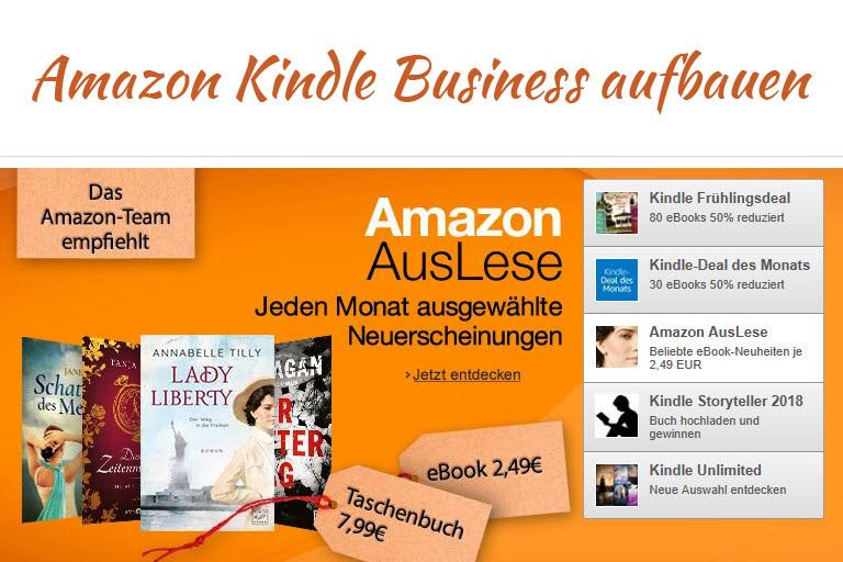 amazon ebook verkaufen kosten