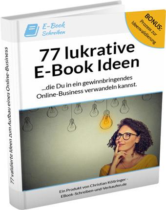 77-E-Book Ideen Cover weiss