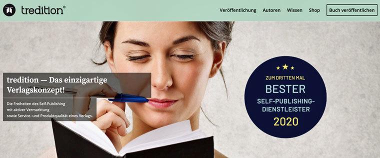 E-Book auf tredition verkaufen