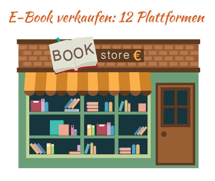 E-Book verkaufen
