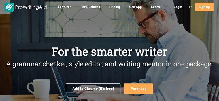 Schreibprogramm ProWritingAid