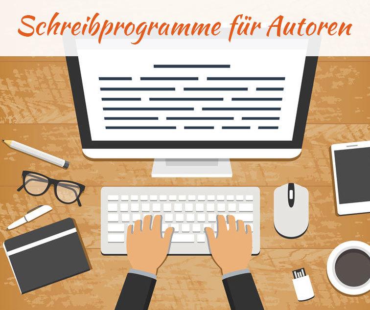 17 Schreibprogramme für Autoren