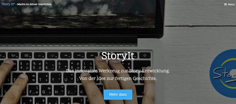 Storytelling-Tool Storyit